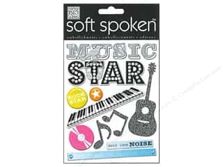 2013 Crafties - Best Adhesive: MAMBI Sticker Soft Spoken Music Star