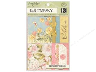 K&amp;Co Journal Pockets SW Floral