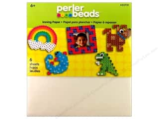 Irons Craft & Hobbies: Perler Ironing Paper 6 pc.