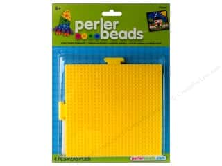 Funfusion Kid Crafts: Perler Pegboards Large Square 2 pc.