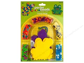 Funfusion Crafting Kits: Perler Fused Bead Kit Swamp Thangs