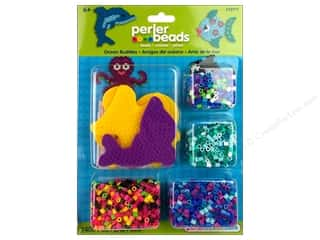 Perler Beach & Nautical: Perler Fused Bead Kit Ocean Buddies