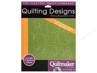 quilt pounce: Quiltmaker Collection Volumn 8 CD