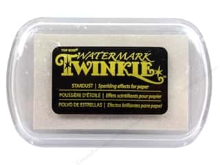Stamping Ink Pads $3 - $5: Top Boss Watermark Stamp Pad Twinkle Stardust