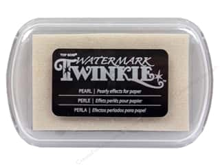 Top Boss Watermark Stamp Pad Twinkle Pearl
