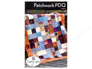 Darning: Patchwork PDQ Pattern