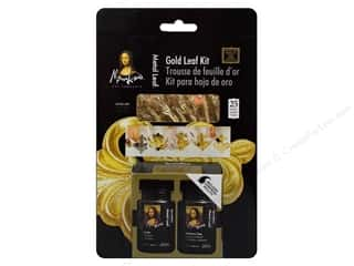Mona Lisa Gold Leaf Kit 23 Karat Kit
