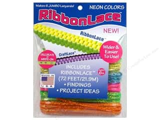 Lanyard Braiding $6 - $23: Toner RibbonLace Value Pack Holographic 72ft