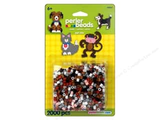 Beads Beading & Jewelry Making Supplies: Perler Bead 2000 pc. Pet Mix