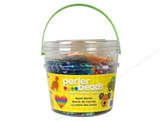 Funfusion Beads: Perler Activity Bucket Bead Mania