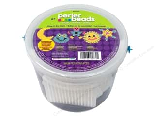 Funfusion Crafting Kits: Perler Activity Bucket Glow In The Dark