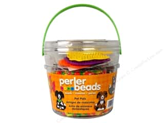 Funfusion Perler Bead Kits: Perler Activity Bucket Pet Pals