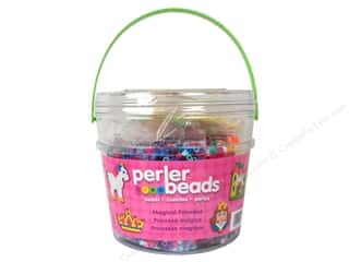 Sisters Crafting Kits: Perler Activity Bucket Magical Princess