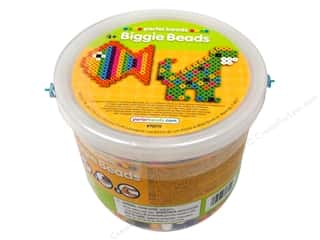Funfusion Crafting Kits: Perler Biggie Beads 1200 pc. Bucket