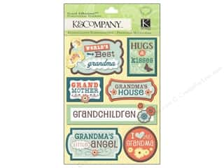 2013 Crafties - Best Adhesive: K&Co Grand Adhesions Grandma
