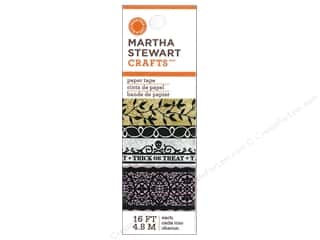 Martha Stewart Paper Tape Haunted