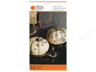 Martha Stewart Food Decorating Transfers Pumpkin Elegant Witch