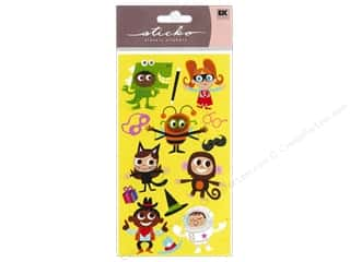 EK Sticko Stickers Costume Kids