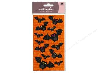 EK Success Halloween Spook-tacular: EK Sticko Stickers Bat Crazy