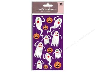 EK Sticko Sticker Ghostly News