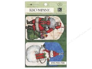 K&Co Journal Pockets TC Christmas