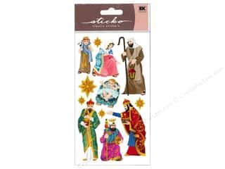 EK Sticko Sticker Nativity