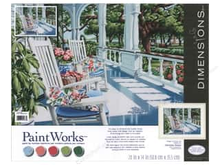 Paintworks Paint By Number 20x14 Veranda