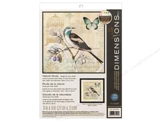 Dimensions Cross Stitch Kit 11x11 Nature Study