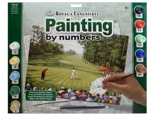 Royal Paint By Number Adult Augusta Golf