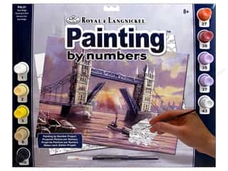 Royal Paint By Number Adult Tower Bridge