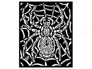 Stuff2Color Folder Velvet 9x12 Spiderfly