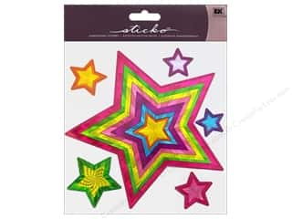 EK Sticko Sticker Big Bright Star