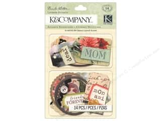 2013 Crafties - Best Adhesive: K&Co Layered Accents Brenda Walton Maison