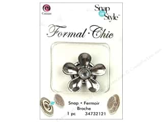 Hair Cousin Snap In Style Base: Cousin Snap in Style Snap Formal Flower