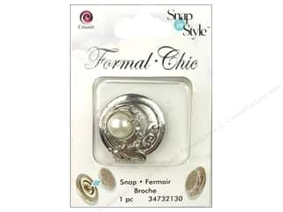 Cousin Snap in Style Snap Formal Pearl Swirl