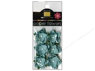 Bazzill Flowers Paper Wayfarer Whirlpool