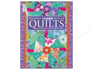 Put Some Charm In Your Quilts Book