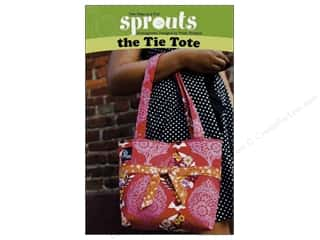 Organizers Mothers: Two Peas In a Pod Sprouts Fit To Be Tied Tote Pattern