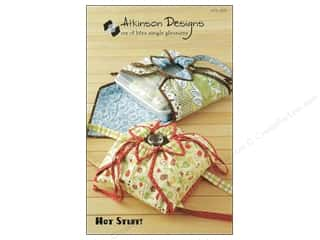 Books & Patterns Hot: Atkinson Designs Hot Stuff Pattern