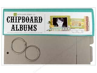 Chipboard Albums: Echo Park Album Chipboard Rectangle