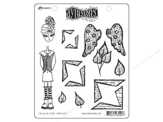 Stamps Ranger Stamp: Ranger Stamp Dylusions Rubber Tallulah Tripp