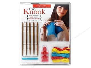 Hooks New: Leisure Arts The Knook Expanded Beginner Set