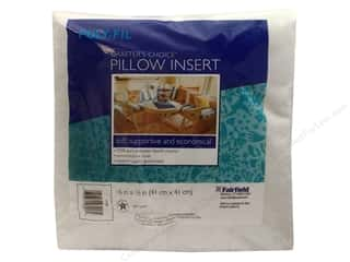 "Pillow Shams Craft & Hobbies: Fairfield Pillow Form Crafters Choice 16"" Square"