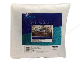 "Pillow Shams Craft & Hobbies: Fairfield Pillow Form Crafters Choice 18"" Square"