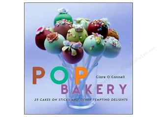Cooking/Kitchen $2 - $4: Cico Pop Bakery Book by Clare O'Connell