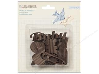 Crate Paper Embl Little Boy Blue Wood Veneer Shape