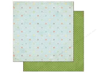 Crate Paper  12 x 12 in. Little Boy Blue Benjamin (25 piece)