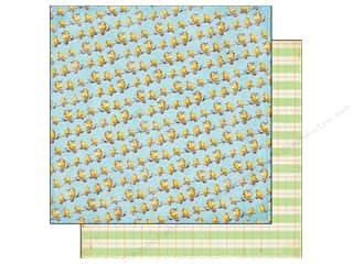 Crate Paper 12 x 12 in. Little Boy Blue Christopher (25 piece)