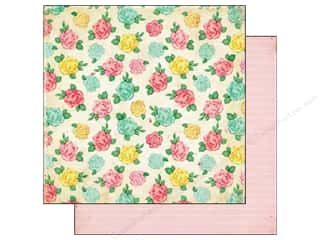 Crate Paper 12 x 12 in. Little Bo Peep Charlotte (25 piece)