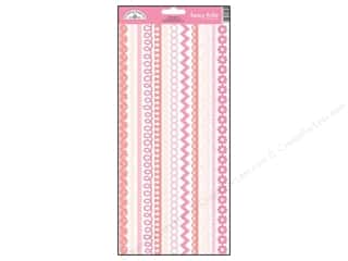Borders Stickers: Doodlebug Stickers Cardstock Fancy Frills Cupcake